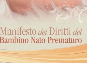 Manifesto dei Diritti del Bambino Nato Prematuro