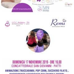 17 novembre 2019 Giornata Mondiale della Prematurità